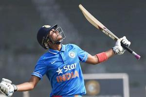 Shubman Gill was one of the standout performers for the India U-19 team that won the two Tests and five ODIs during their tour of England earlier this year.