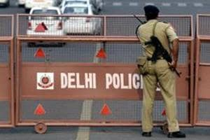 A Delhi Police official accused of molestation has been let off.