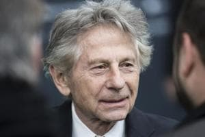 French-Polish film director Roman Polanski speaks with members of the media on the Green Carpet before the screening of Based on a True Story - D'apres une histoire vraie at the 13th Zurich Film Festival (ZFF) in Zurich.