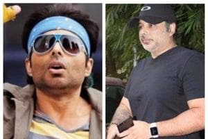 You'll find it hard to believe this is Uday Chopra. See pic