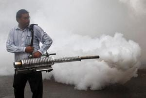 Tamil Nadu's public health system is overwhelmed as the number of people suffering from the viral infection that is spread by the bite of the Aedes Aegypti mosquito is increasing.