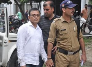 The lynchpin of the most unprecedented racket was Amit Kumar (pic), who has no training in medicine or surgery. He has instead shown skill in evading the law, changing names and moving cities several times each time he secured bail after an arrest.