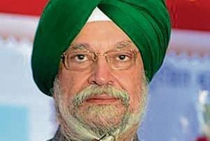 Union minister for housing Hardeep Singh Puri