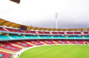The World Cup schedule has eight matches at DY Patil Stadium, which will be played across five days — October 6, 9 and 12  — under the group stages and October 18 and 25 will be the round of 16 and the semi-final.