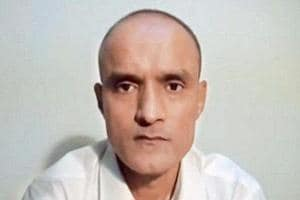 """File photo of former Indian Navy officer Kulbhushan Jadhav, who has been sentenced to death by a Pakistani military court on charges of """"espionage""""."""