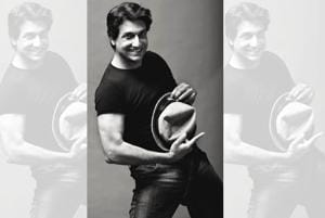 Shiamak's biggest inspiration for dance has been Gene Kelly. Shiamak wears a T-shirt from Zara, jeans from Diesel and hat from New Era