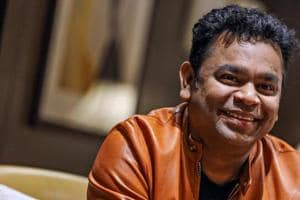 AR Rahman's latest single, The Flying Lotus, is 19 minutes long, and has been divided into eight segments.