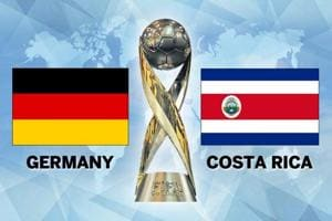 Germany defeated Costa Rica in their group C match of the FIFA U-17 World Cup in Goa. Get full football score of Germany vs Costa Rica here.