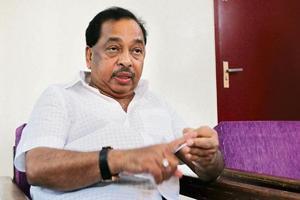 Former chief minister Narayan Rane