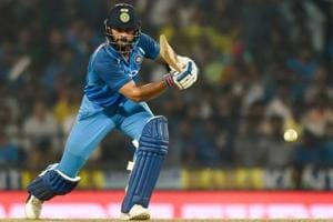 Virat Kohli-led India beat Australia by nine wickets (D/L) in the first T20I in Ranchi to go 1-0 up in the three-match series. Catch live cricket score of India vs Australia, 1st T20 International from Ranchi here