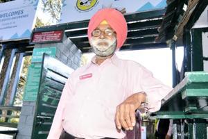 Gurdass Singh will turn 91 in January, 2018.