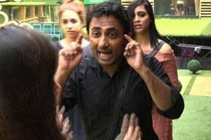 Zubair Khan blames Salman Khan for his fate in the house.