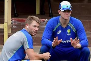 David Warner has said Australian cricket team are following on Steve Smith's leadership values and are confident of pulling off a win against a dominant Indian cricket team.