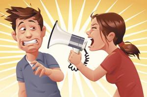 Constant nagging can make your partner feel insecure. Also, nagging partners are usually not satisfied with the relationship. This feeling can make your partner feel as if he/she is not worth it.