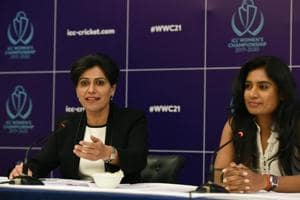 Mithali Raj and Anjum Chopra addressed a press conference as the International Cricket Council (ICC) launched its Women's Championship for the 2021 World Cup. The tournament will be held in New Zealand