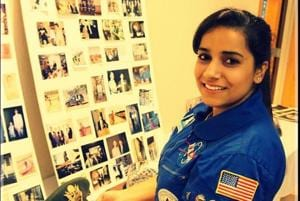 Jasleen Josan has denied being selected for the Mars Mission.