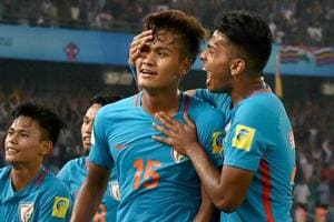 India will take on Ghana in the final Group A game of the FIFA U-17 World Cup on Thursday.