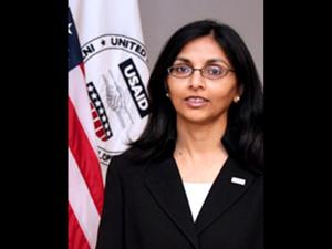 Nisha Desai Biswal's tenure at the US state department saw a marked increase in ties between New Delhi and Washington.