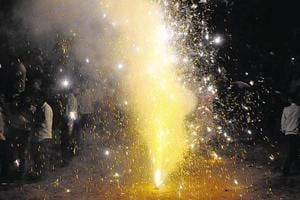 Tests show that firecrackers being sold in Mumbai this year are noisier and more polluting.
