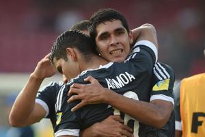 Paraguay defeated Turkey 3-1 in a Group B match of the FIFA U-17 World Cup on Thursday.