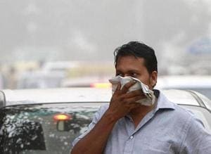 With Diwali round the corner, the level of air pollution is set to rise due to bursting of firecrackers.