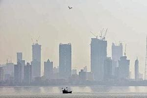 The city's air quality, which falls under the 'good' category , is the best since air quality monitoring began in Mumbai in June 2015.