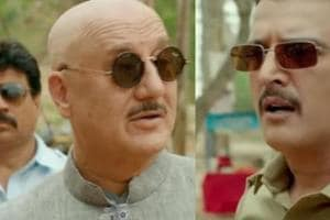 Ranchi Diaries movie review: Anupam Kher and Jimmy Shergill are wasted talents in the film.