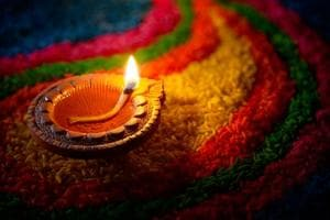 This Dipavali, light lamps of good thoughts and small, sweet acts of loving kindness.