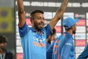 Hardik Pandya has excelled of late, both with the bat and ball, for the Indian cricket team.