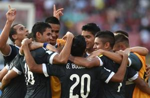 Paraguay were one of the best offensive teams in the group stages of the FIFA U-17 World Cup.