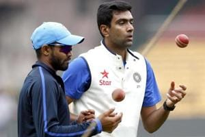 R Ashwin and Ravindra Jadeja have been left out of the Indian cricket team's limited overs squad yet again.