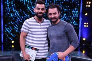 Virat Kohli reveals to Aamir Khan how Mohammad Amir brings out the...