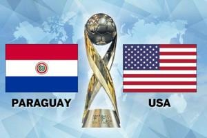 Live, FIFA U-17 World Cup, Paraguay vs USA, live score: PAR favourites...