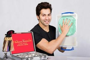 Varun Dhawan to get his first Madame Tussauds wax figure in Hong Kong