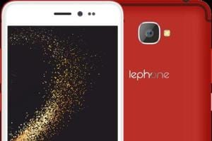 lephone W15 with 5-inch display, 2000mAh battery launched, priced at...