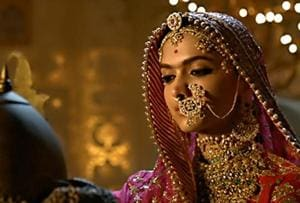 Deepika Padukone's jewellery in the upcoming film Padmavati has become a rage among Delhiites, ahead of Dhanteras.