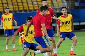 FIFA U-17 World Cup: Spain can take heart from their show despite...