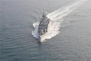 Navy set to induct newest anti-submarine warfare corvette: Eight...