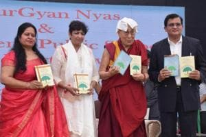 Teach students ways to deal with destructive emotions: Dalai Lama