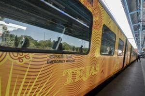Tejas Express food poisoning: All 26 passengers discharged from...