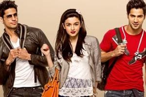 5 years of Student Of The Year: Guess how many times Alia Bhatt...