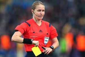 Esther Staubli ends female referees' long wait at FIFA U-17 World Cup,...
