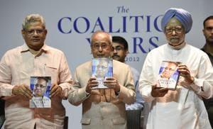 Gujarat riots derailed Vajpayee govt in 2004: Pranab Mukherjee
