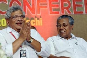 Solar scam: Kerala CM Vijayan denies 'vendetta' against Chandy, says...