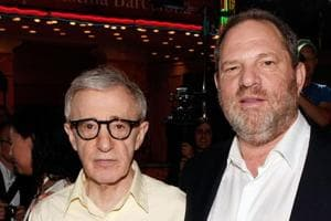 This will lead to a witch hunt: Woody Allen defends Harvey Weinstein...