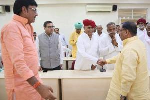 State to bring 5% reservation bill to Gujjar in coming assembly...
