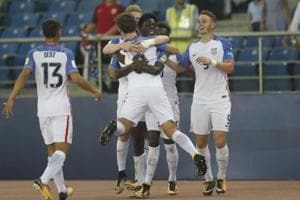 FIFA U-17 World Cup: Five-star USA enter quarter-final with Paraguay...