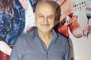 Anupam Kher pays surprise visit to FTII campus in Pune