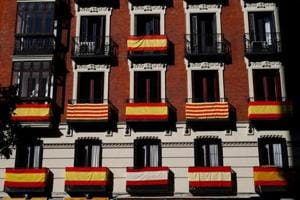 Spain gives Catalans till Thursday to clarify independence stance