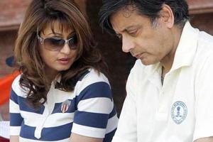 Sunanda Pushkar, the wife of Congress leader Shashi Tharoor, was found dead in the hotel room on January 17,2014.